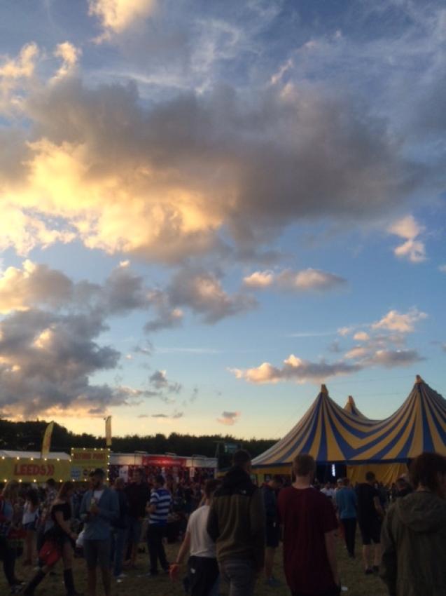 Leeds Fest 2015
