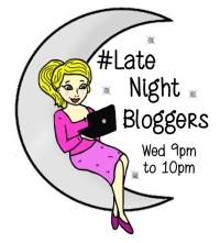 Twitter chat latenightbloggers blog chat